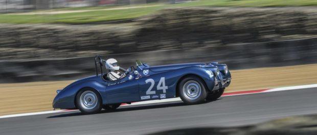 Jaguar XK120 at Masters Historic May 17 (3 of 10)