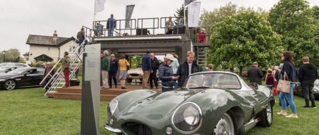 Jaguar Classic kicks off a summer of celebrations at Royal Windsor Jaguar Festival 3