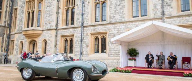 Jaguar Classic kicks off a summer of celebrations at Royal Windsor Jaguar Festival 4