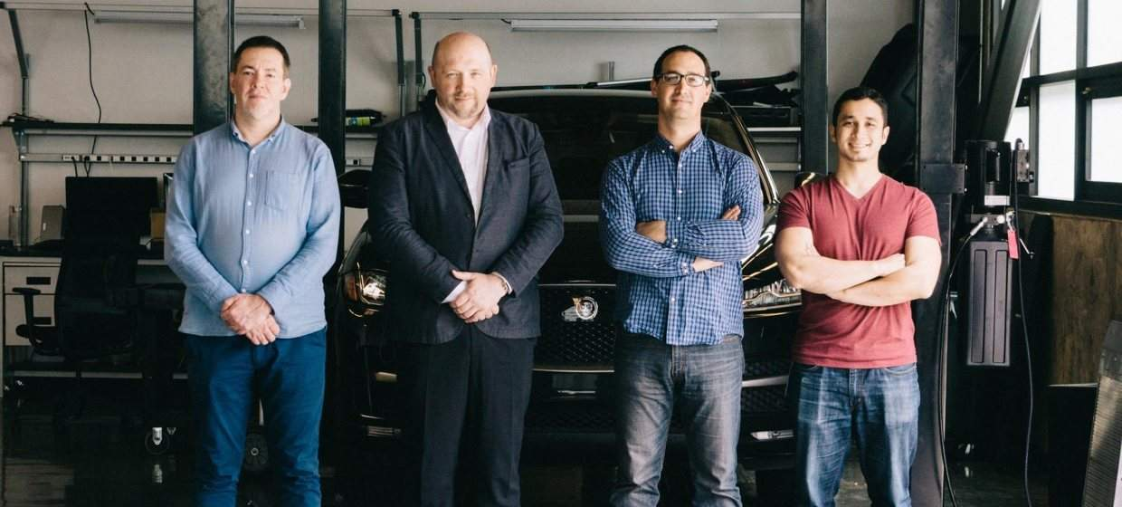 Jaguar Land Rover Announced additions to Portland Tech Incubator