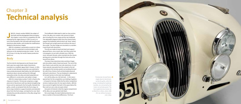 Jaguar XK 120 - The Remarkable History of JWK 651 - Chapter 3