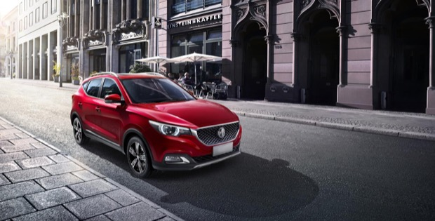 MG Motor UK launches all-new SUV at the London Motor Show 3