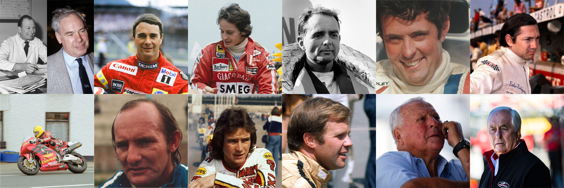 Motor Sport Hall of Fame Contenders Announced