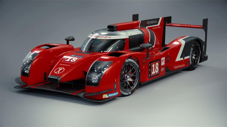 PERRINN Confirms LMP1 Orders for 2018 FIA