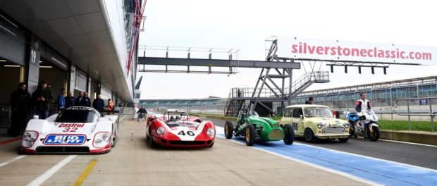 Silverstone Classic 'Sound Off'