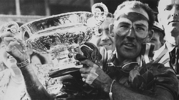 Sir Stirling Moss - Racing Legend & Hall of Fame Inductee