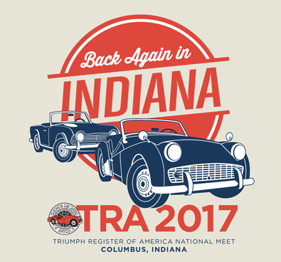 Triumph Register of America - National Meet