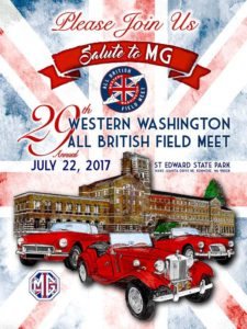 Western Washington All British Field Meet 2017