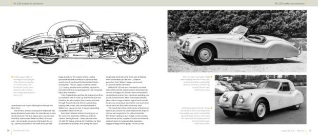 Jaguar XK 120 - The Remarkable History of JWK 651 - Chapter 1
