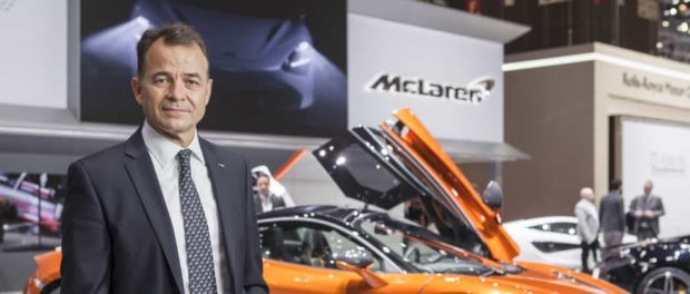 Joylon Nash - Fourth Year of Profitability for McLaren
