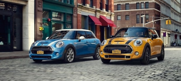 2018 MY MINI Lineup Pricing & Equipment Updates Announced
