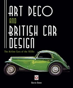 Art Deco Car Design - Veloce
