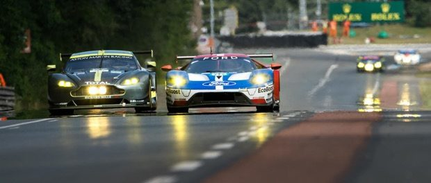 Aston Martin Racing Earns Pole Position and Lap Record