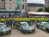 Aston Martin Racing set for 24 Hours of Le Mans fight - 2017