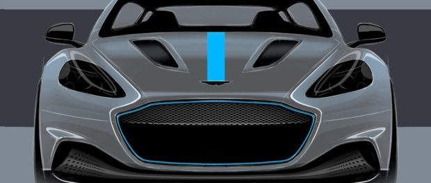 Aston Martin confirms production of first all-electric model - RapidE_02