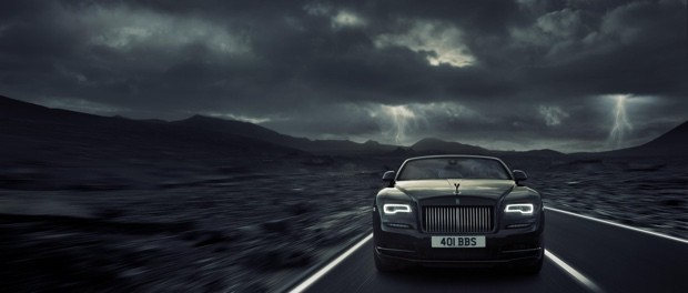 Rolls-Royce Bespoke Black Badge Line