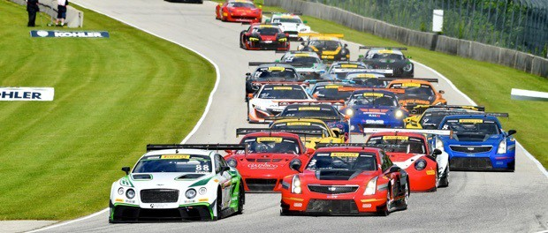 Bentley Motorsport Takes Victory at 2017 Blancpain GT