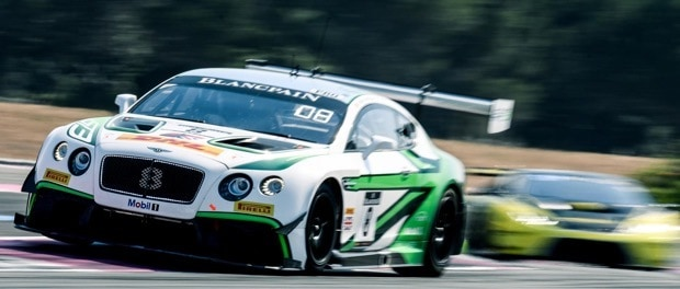 Bentley wins Paul Ricard 1000 km - 4