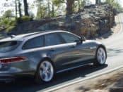 Jaguar Introduces New XF Sportbrake