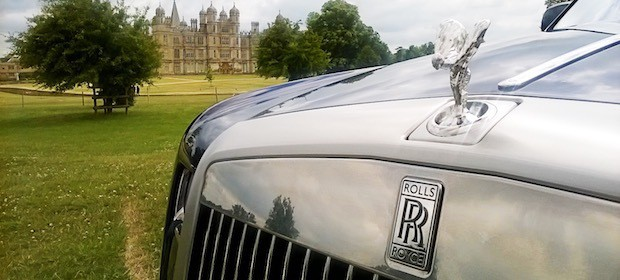 Largest Gathering of Rolls-Royces in the World