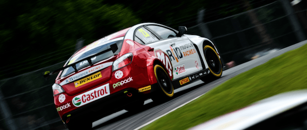 Triple Eight Racing and BTCC