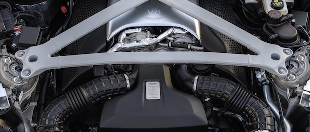V8 Powered DB11 21
