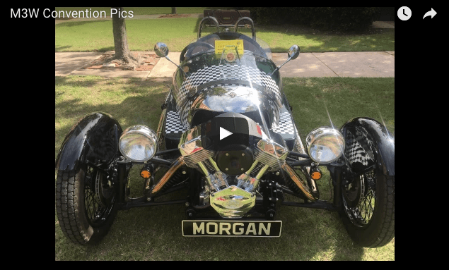 Video Recap - Morgan 3-Wheeler Convention Georgia