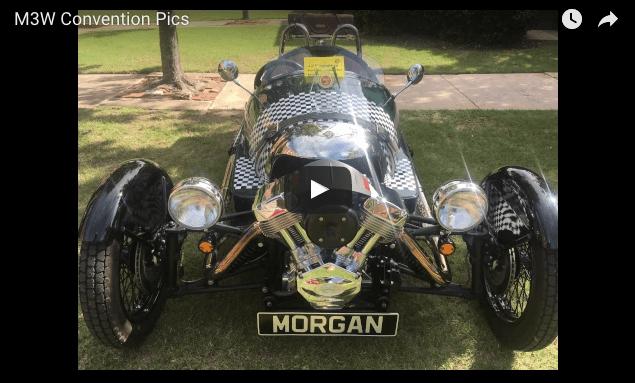 Video Recap - Morgan 3-Wheeler Convention Georgia