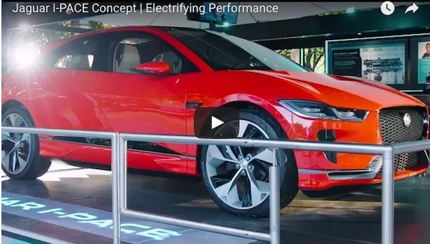 VotW - Jaguar I-PACE Electric Concept