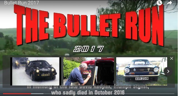 VotW - Triumph Bullet Run 2017