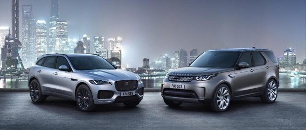 Jaguar Land Rover JLR JLRNA Sales