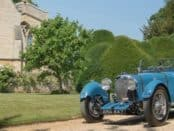 Aston Martin Le Mans Short Chassis - Astons featured at Concours of Elegance