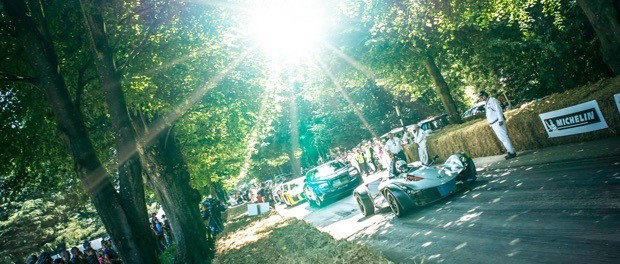 BAC Dominates Goodwood Hillclimb 2017