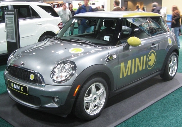 BMW to decide location of Electric MINI E Plant