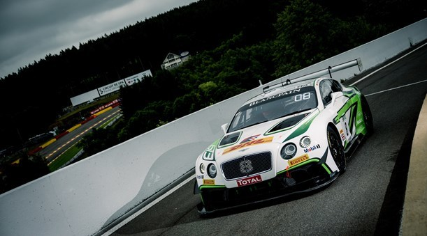 CONTINENTAL GT3 TO MAKE 500TH RACE START AT 24 HOURS OF SPA