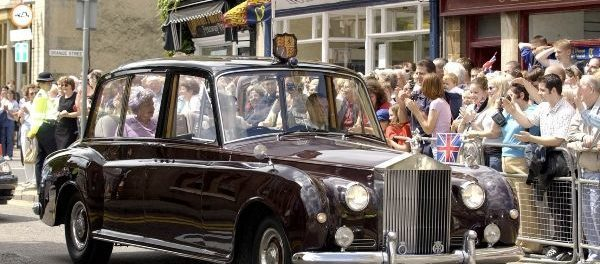 Her Majesty Queen Elizabeth II's Phantom VI State Limousine