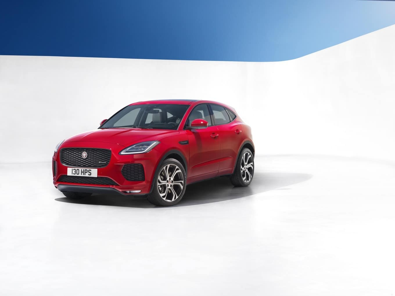 New Jaguar E-PACE Specifications Released - Just British