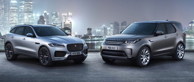 JLR Sales Strong in June, Driven by China Sales