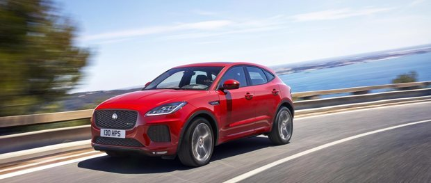 JLR says Jaguar E-PACE to be Built Outside of UK