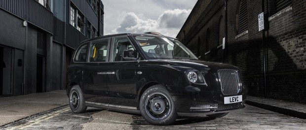 London Taxi Company becomes London Electric Vehicle Company - LEVC
