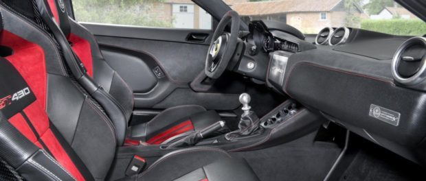 Lotus Evora GT430 - Interior