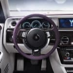 New Phantom EWB steering wheel