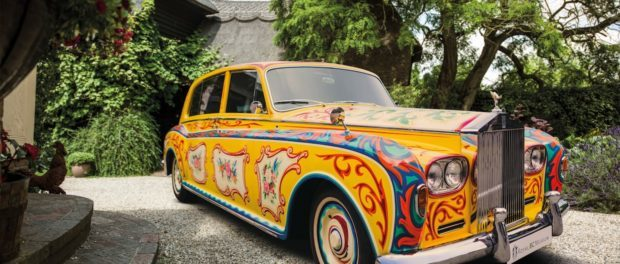 John Lennon's Phantom V Rolls-Royce to Return to London