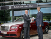 ROLLS-ROYCE MOTOR CARS SUPPORTS LOCAL MP's 'READ TO SUCCEED' CAMPAIGN