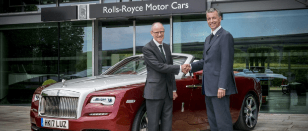 Rolls-Royce Support Read to Succeed Campaign