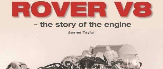 Rover V8 - The Story of the Engine -Header