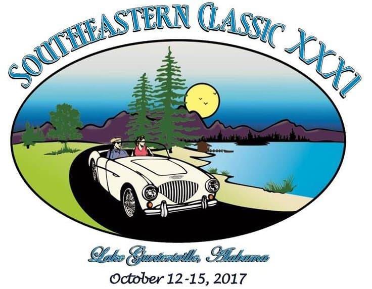 Austin Healey SouthEastern Classic 27