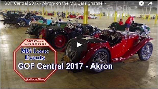 VotW - GOF Central 2017, Akron, Ohio