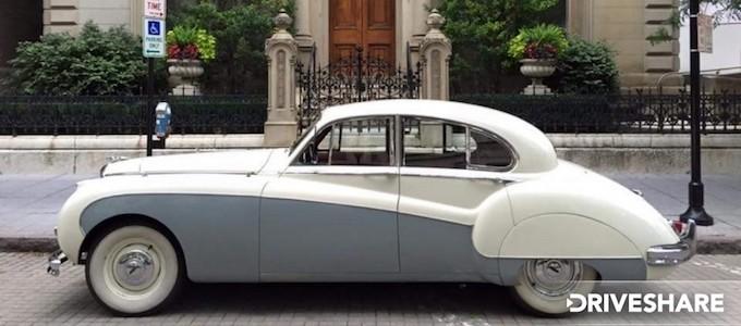 1960 JAGUAR MK IX - DriveShare