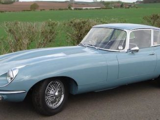 1970 Jaguar E-Type Series II Fixedhead Coupé